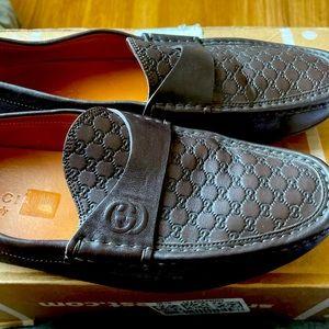 Gucci Dark Brown loafers